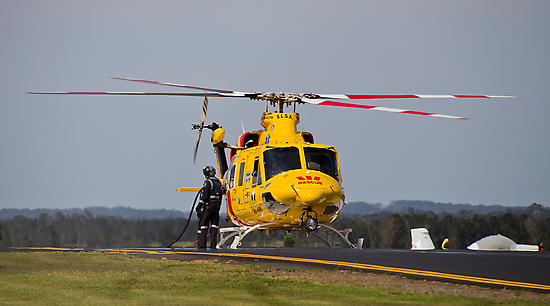 Westpac Rescue 01 by kevin chippindall