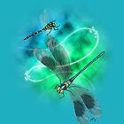 Dragonflies by zombieCraig