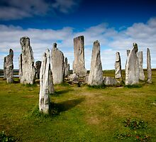 The Standing Stones by Dave Hudspeth