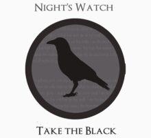 Take the Black by amy kephart
