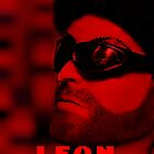 A Plastic World - Leon: The Professional by ShakeyFacePhoto
