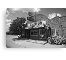 Route 66 - Ariston Cafe Canvas Print
