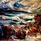 ROGUE WAVE by Barbara Sparhawk