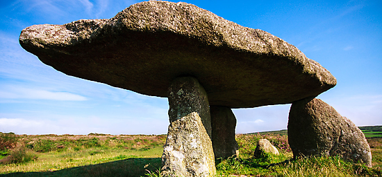 Lanyon Quoit, Morvah by Joe Stallard