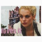 Lindsay Lohan Tower of Terror by bradentastic