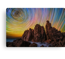 Pinnacles Canvas Print