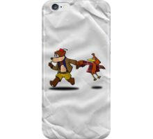 Banjo KaWHOee iPhone Case/Skin