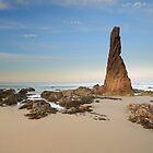 Cullen Bay Sunset by Maria Gaellman