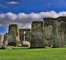 Stonehenge Rocks by Steve Randall