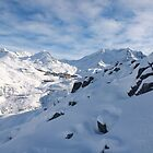 Val Thorens by Justin Rogers