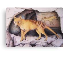 Tasmanian Tiger (Thylacine) Canvas Print
