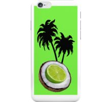 (✿◠‿◠)   PUT THE LIME IN THE COCONUT IPHONE CASE (✿◠‿◠) iPhone Case/Skin