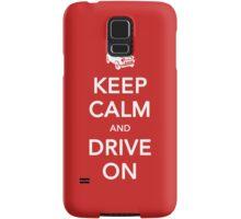 Mini-Keep Calm Samsung Galaxy Case/Skin
