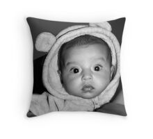 A Whole New World- Over Daddy's Shoulder Throw Pillow