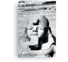 The Things I've Seen - Statue of Ramses The Great Canvas Print