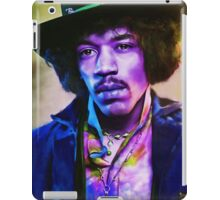 Jimmy Hendrix iPad Case/Skin