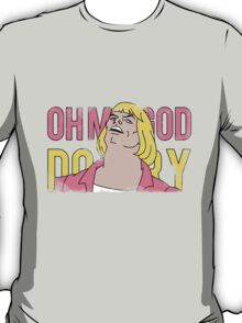 Vintage Look He-Man OH MY GOD DO I TRY T-Shirt