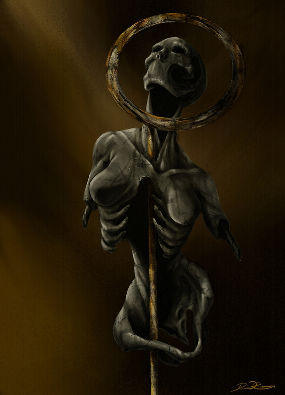 Statuary by DanielBDemented