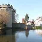 Whittington Castle by Catherine Longhurst