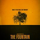 "Movie Poster - ""THE FOUNTAIN"" by Mark Hyland"