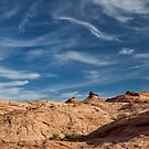 Escalante Skies by Kim Barton