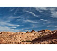 Escalante Skies Photographic Print
