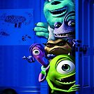 Monsters, Inc by Kanae