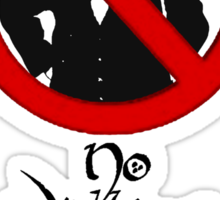 One does not simply walk into Mordor! Sticker