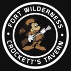 Fort Wilderness Crocketts Tavern White by AngrySaint