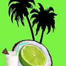 (..)  U PUT THE LIME IN THE COCONUT PICTURE/CARD (..) . by  Bonita Lalonde