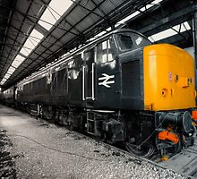 The BR class 45  by Rob Hawkins