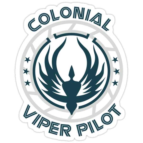Colonial Viper Pilot by QueenHare