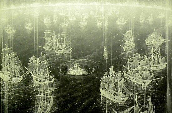 """""""Fog Bank"""" by BryanLanier"""