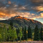 North Twilight Peak by Ken Smith