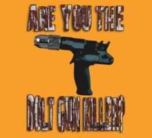 Are You The Bolt Gun Killer? by perilpress