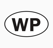 WP - Oval Identity Sign		 by Ovals