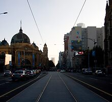 Melbourne 1 by rjpmcmahon