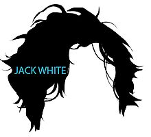 Minimalist Jack White Logo by TheWarriors