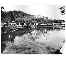Scene from Hachimangu Shrine 5 Poster