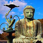 The Great Buddha of Kamakura by Fike2308