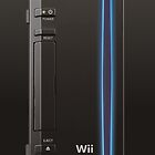 wii phone - black by Alex Magnus