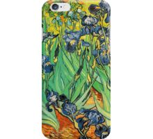 Irises, Vincent van Gogh iPhone Case/Skin