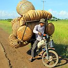 The Basket Man by Laurel Talabere