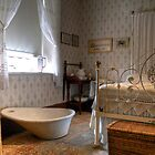 Bedroom from Hope Cottage Museum  by Dean Wiles