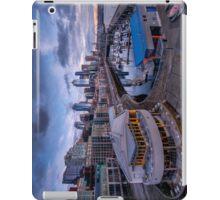 Seattle Bell Street Pier iPad Case/Skin