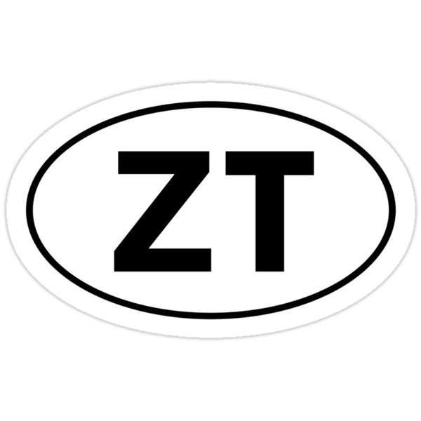 ZT - Oval Identity Sign		 by Ovals