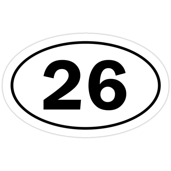26 - Oval Identity Sign		 by Ovals