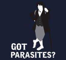 Got parasites? Kids Clothes