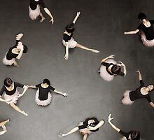 ballet from above by LauraZalenga