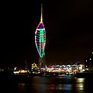 Spinnaker Tower Portsmouth by SteveHphotos